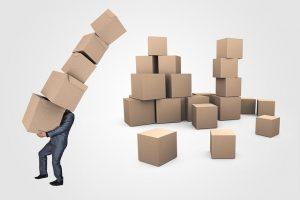 Débarras, souffrance au travail une charge à porter