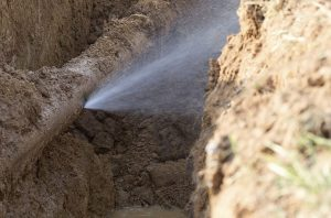 trouver une fuite d eau dans le sol